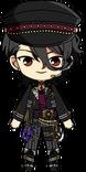 Rei Sakuma DEADMANZ (2nd Year Appearance) chibi