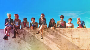 Skins wallpaper by emmily4