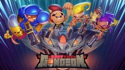 Exit the Gungeon - Coming Soon to Apple Arcade