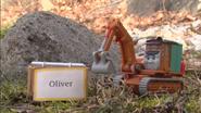 Oliver Nameboard