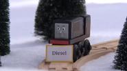 Diesel Nameboard