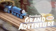 Gordon's grand adventure rough stll