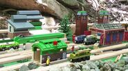 Lumberyard Sawmill
