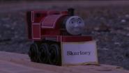 Skarloey Nameboard