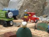 Luke and Millie's Blue Mountain Adventure