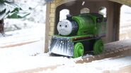 New Percy snow