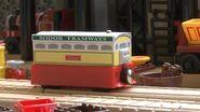 Flora the Steam Tram