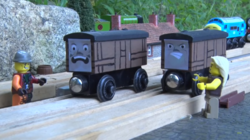 Troublesome Vans