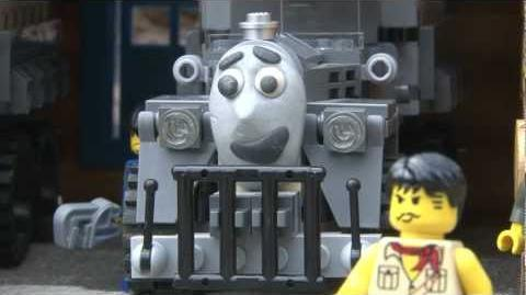 Enterprising Engines Greg and Lars