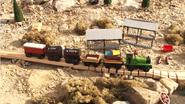 Smudger MSR Line
