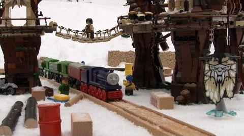 Enterprising Engines Snow Blind
