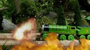Henry flames burst