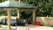 Lumberyard Marshaling Yard