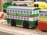 Flora's Tram Coach