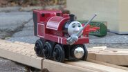Skarloey is armed