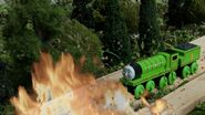 Henry tree burn