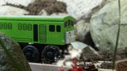 Samson, BoCo, and the Man in the Hills dynamite light