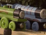 Gordon and Flying Scotsman