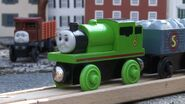 Percy Racers on the Rails 1