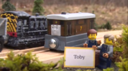 Toby Nameboard
