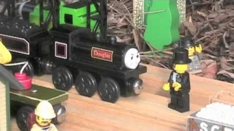 Buffer Bashing Wooden Remake