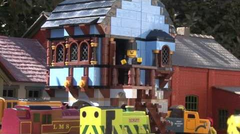 Enterprising Engines Lift Bridge
