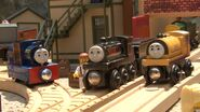 Timothy, Donald, Bill and Ben
