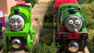 Percy and Asbestos 1