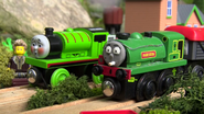 Percy and Asbestos 2