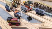 Diesels and shunters galore, buddy