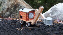 Ned the Steam Shovel