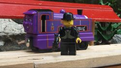 Walter Richards and Culdee