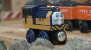 Scrappy little shunter