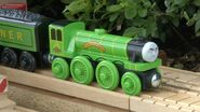 New paint Flying Scotsman