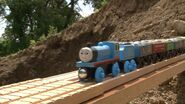 Edward going by with China Clay