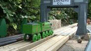 Henry at Sodor Logging Co.