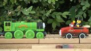 Winston and the Flying Scotsman