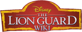 Lion Guard wordmark
