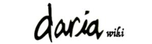 Daria Wiki logo