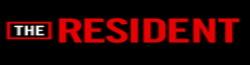 The Resident Wordmark