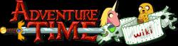 Adventure Time wordmark