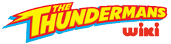 The Thumdermans wordmark