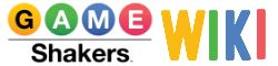 Game Shakers wordmark