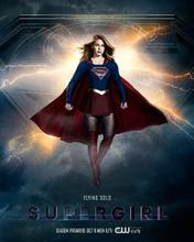 Supergirl Season Three Poster