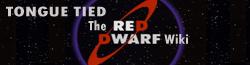 Red dwarf-wordmark