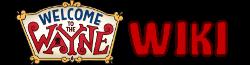 Welcome to the Wayne wordmark