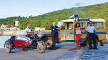 Death in Paradise Team Series 1 and 2