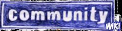 Community wordmark