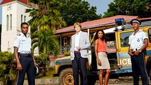 Death in Paradise Team Episodes 3-1 to 3-8