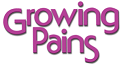 Growing Pains Wordmark